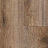 À prova de água V Groove piso laminado de madeira MDF Tile Material de Construção