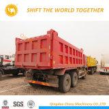 中国FAW 6X4 20-30ton 15cbmのダンプのダンプカートラック