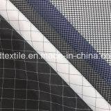 Tela Cationic de Minimatt do Melange para o revestimento uniforme do terno