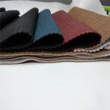 Sintéticos artificiais comercial Faux couro de PVC para sofá -Tupelo