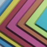 방어적인 포장을%s 다채로운 EVA 거품 장