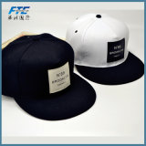 Logotipo bordado parches sombreros Snapback