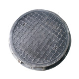 Крышка люка -лаза круга BS En124 C250