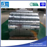 SGCC Z120 de feux de croisement galvanisé à chaud des bandes de CRC dans les bobines