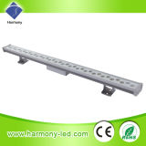 Al aire libre IP65 36 * 1W 1m RGB LED arandela de la pared