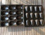Волдырь сформированный вакуумом упаковывая диск подноса сервировки устрицы PP пластичный