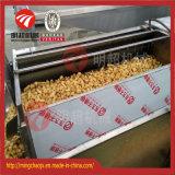 Máquina de casca de lavagem eficiente elevada do vegetal de raiz da saída
