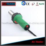 Kanon van het Lassen van de Hitte van de Lasser van de Hete Lucht van de Temperatuur van Heatfounder 3400W het Regelbare