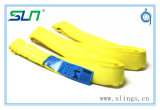 Wstdaの標準の2018本の8400lbsポリエステル円形の吊り鎖