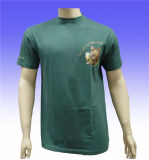 Niedriges Cost Promotion Cheap T-Shirt mit Custom Logo