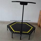 Trampoline adulto interno da aptidão de Jumpig do cabo de tirante com mola do uso para o preço de venda