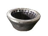 O envoltório e côncavos aplicam-se à manufatura de China do forro do desgaste de Metso Gp300 Crussher