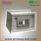 Fußboden-Safe mit elektronischem Verschluss