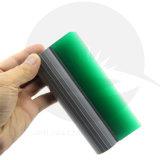 Прозрачная пленка из термопластичного полиуретана скребок, солнечной энергии пленка, фольга скребка скребок инструмента