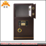 Hete Bruine Deur Twee van de Verkoop van de 100 Digitale Brandkasten Van de cm- Hoogte de Grote Veiligheid