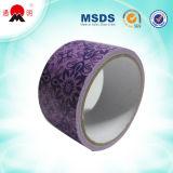 Adhesivo impreso colorido Cinta de embalaje de BOPP de alta calidad