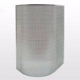 Aço inoxidável Folha perfurada para filtros de disco