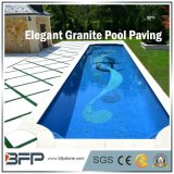 Elegant Wit Natuurlijk Steen/Graniet voor het Het hoofd bieden van het Zwembad/de Betonmolen van de Pool