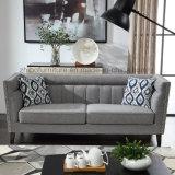 Design nórdico móveis domésticos 321 Sofá de tecido