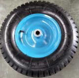 4pr rotella pneumatica dell'aria di gomma del pneumatico 4.00-8