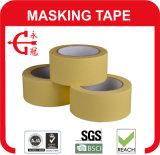 Producto caliente Propósito General de la cinta de enmascarar de papel crepé