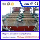 Separador magnético de intensidad alta seco del rodillo para el mineral no-metálico Products800n