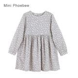Robes en gros d'enfants de Phoebee pour le printemps/automne de filles