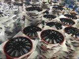Tampa de roda material do carro do ABS da venda por atacado da fábrica dos auto acessórios