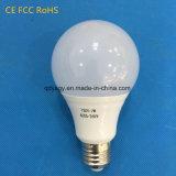 7W LED Birnen-Licht mit Aluminium u. Eco Plastik