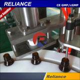 Ambientador automático de la botella de vidrio Máquina de Llenado y Tapado