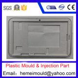 プラスチック鋳造物、プラスチック型、型