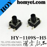 SMD Tact Switch com 4 pinos 4.5 * 4.5 * 3.8mm Square Tactile Switch