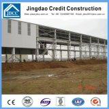 Oficina da construção de aço do baixo preço