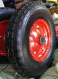 3.25/3.50-8 Rotella di gomma pneumatica della riga della barra di rotella