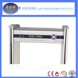 Detector de metales de Throgh de la caminata de Jh-5A (prueba del agua)