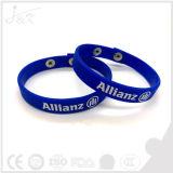 Wristband силикона, резиновый браслет для взрослых