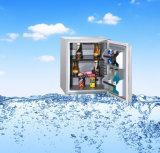 一時0-8シングルリバーシブルドア家電冷蔵庫38リットルシルバー色