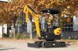 Preço de baixa e alta qualidade 2.1 Ton Mini escavadora de rastos
