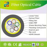 섬유 Optical Cable - Low Price를 가진 Gyty53 GYXTW Cable