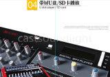пульт 8CH 350W*2 приведенный в действие DSP тональнозвуковой DJ смешивая с усилителем