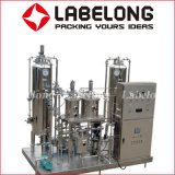 5000-6000bph Auto a linha de enchimento de engarrafamento de bebidas /Máquina