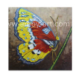 Mariposa hechas a mano pinturas al óleo para la venta al por mayor