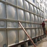 Painéis de PRFV montadas tanque de água elevado