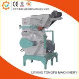 Machines en bois de pelletiseur de machine de boulette de sciure de biomasse faite maison de qualité