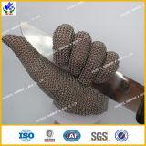 SU 304 316のステンレス鋼の手袋