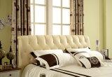 Polsterung-Bett des China-Fabrik-Fertigung-König-Size Nice Soft Leather