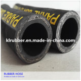 Caoutchouc flexible et tuyaux d'air de PVC pour le boyau de gaz de LPG