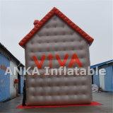 팽창식 헬륨 PVC 집 모양 풍선의 인쇄를 주문 설계하십시오