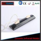 La alta calidad del calentador de cerámica de la placa
