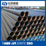 """Tubulação de aço sem emenda laminada a alta temperatura STD de ASME 6 do """" para o encanamento do petróleo"""